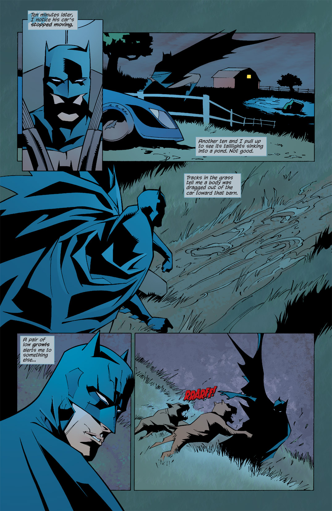 Detective Comics (1937) Issue #845 Page 17