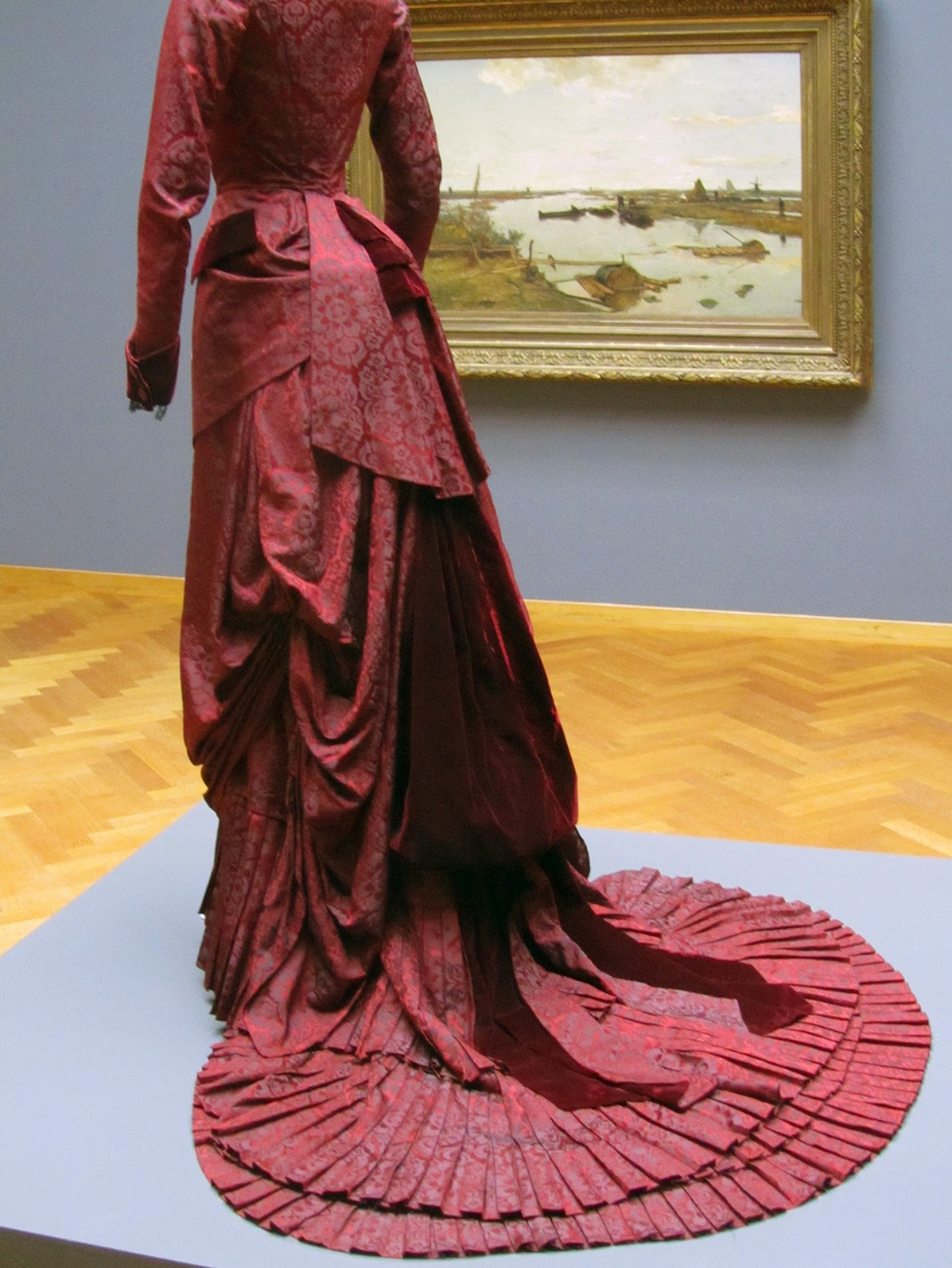 dress worn by Nicole Kidman, Portrait of a Lady