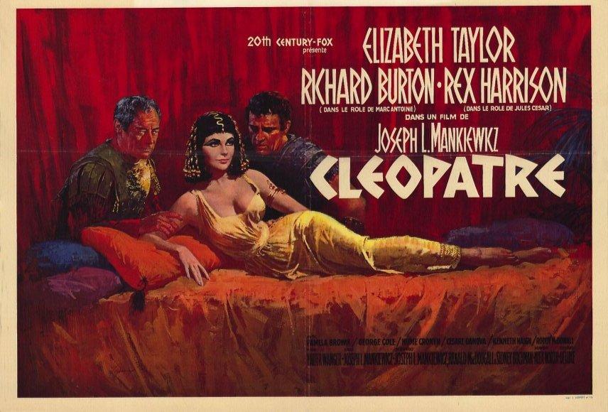 Grandes Fracasos del Cine Cleopatra_1963