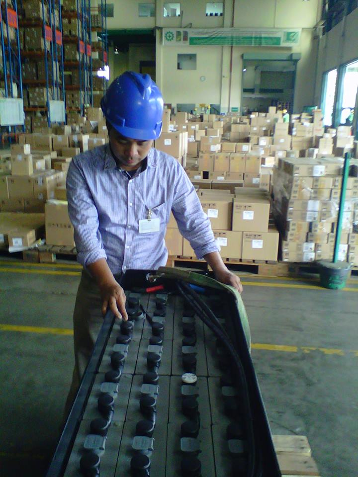 DELIVERY BATTERY