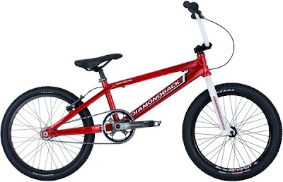 Bicicletas BMX Diamondback 2011 para racing, street, dirt y flatland