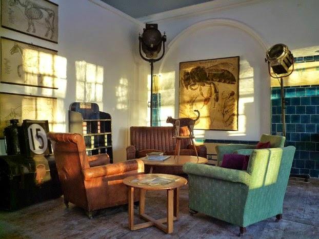 loft interior living