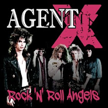 Agent X (CD now available)