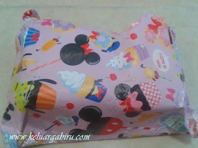 Hadiah Mini Giveaway Mbak Una
