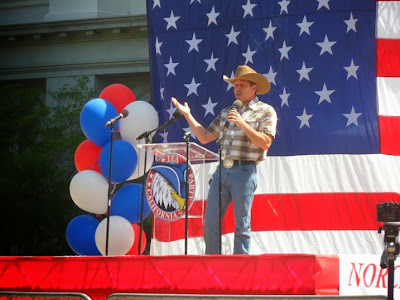 Norcal Tea Party holds annual Tax Day rally at California State Capitol #teaparty