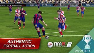 Game FIFA 15 Ultimate Team Apk