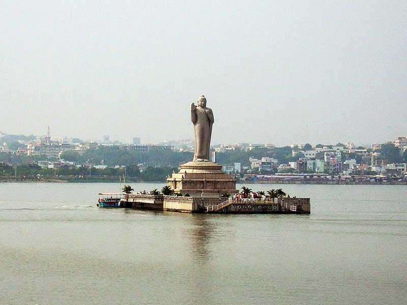 Hussain Sagar Lake Hyderabad