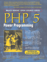 PHP 5 Power Programming - Free Ebook