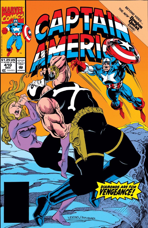 Captain America (1968) Issue #410 #359 - English 1