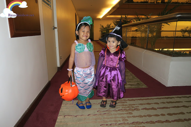 Mermaid and witch costume