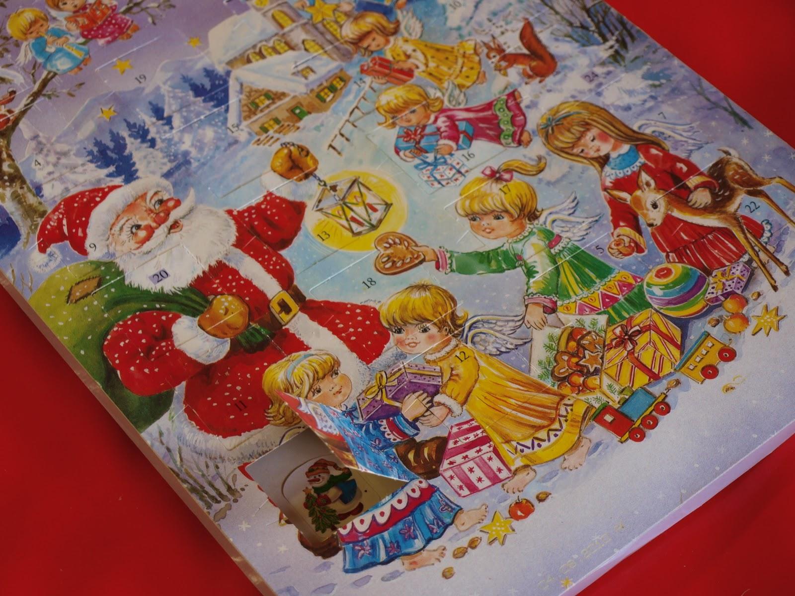 småsaker till julkalender vuxen