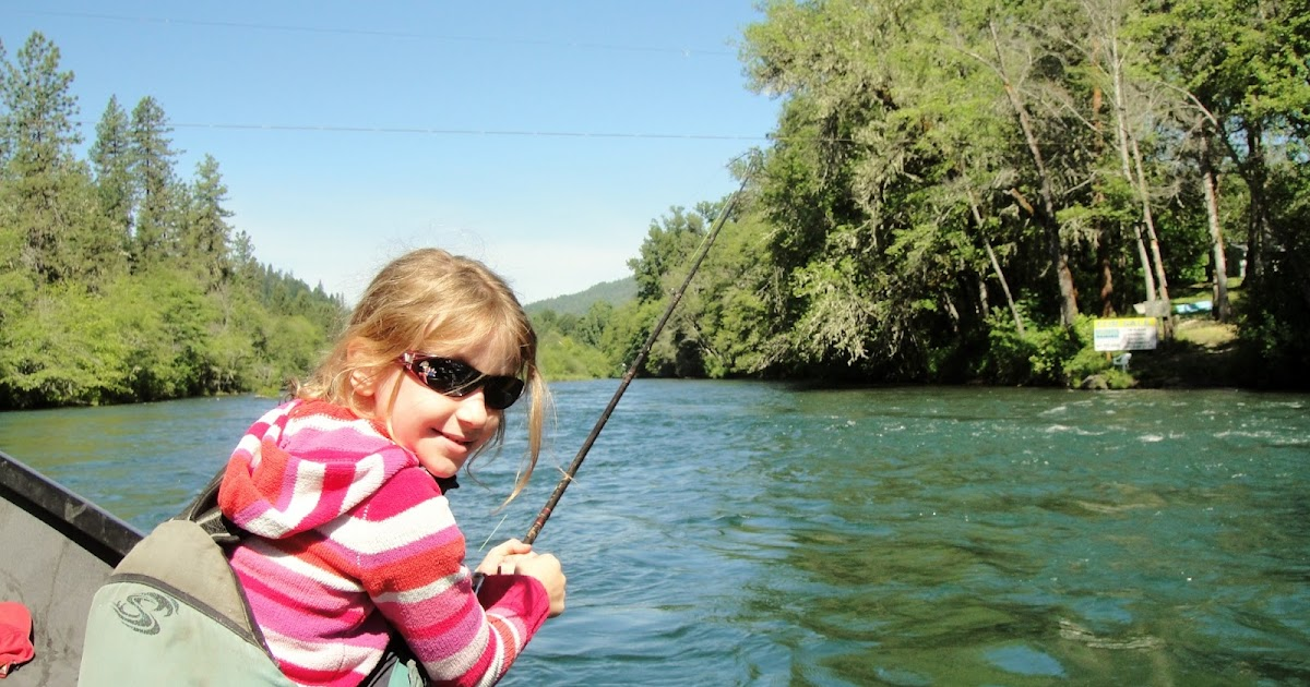 Oregon fishing guide 39 s rogue river report fishing trips for Oregon fishing license price