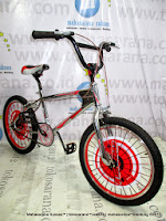 20 Inch Evergold BMX Bike