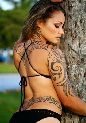 tattoos tribal designs