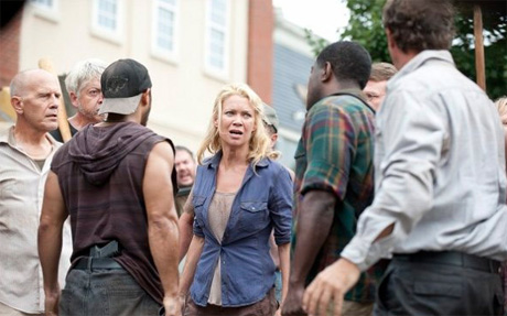 The Walking Dead 3x09 - The suicide King - La crítica