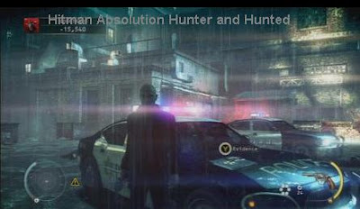 Hitman Absolution Hunter and Hunted Item Locations