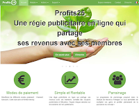 Profits25 - Revenue sharing