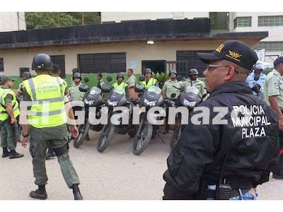 Objetivos del Plan Patria segura - Guarenas Segura
