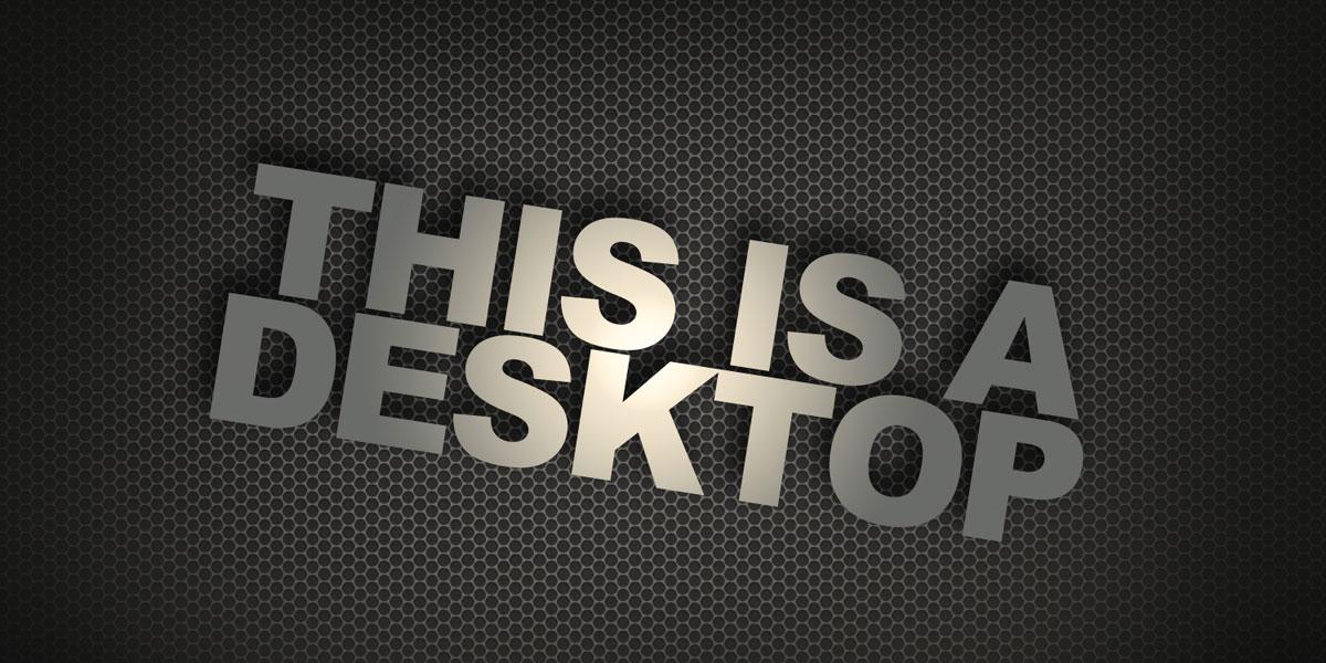 This is a Desktop l 300+ Muhteşem HD Twitter Kapak Fotoğrafları