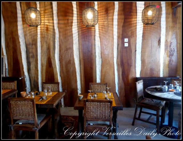 O'Maquis restaurant africain Versailles