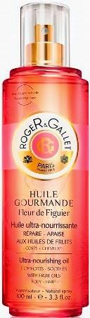 Huile Gourmande Fleur de Figuier - Roger & Gallet
