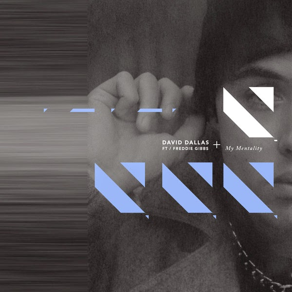 David Dallas - My Mentality (feat. Freddie Gibbs) - Single Cover