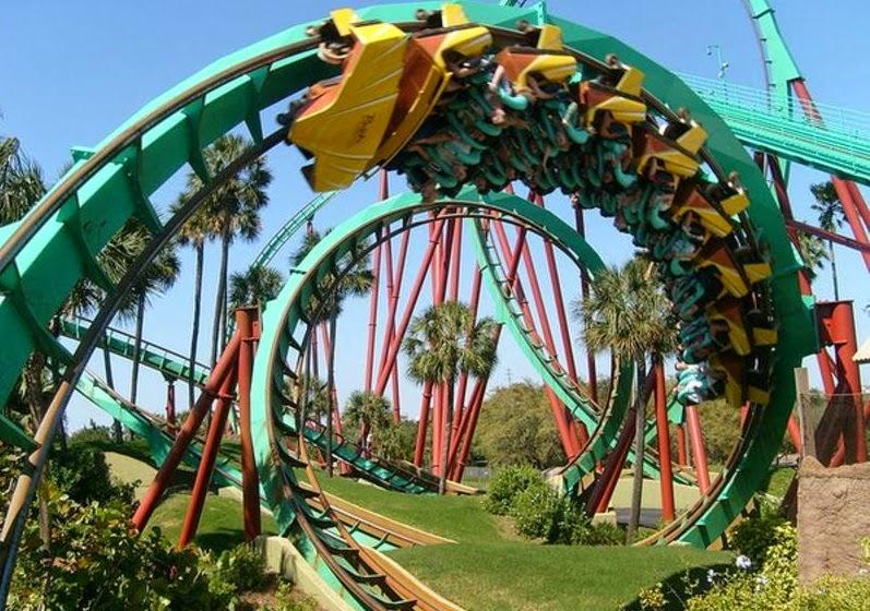 Ponto Turistico em Orlando | Busch Gardens