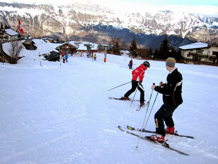 Flumserberg - The Top Ski Resorts in Switzerland