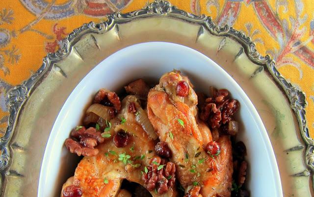 pressure cooked turkey wings