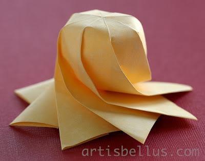 Spherical Origami, Jun Mitani