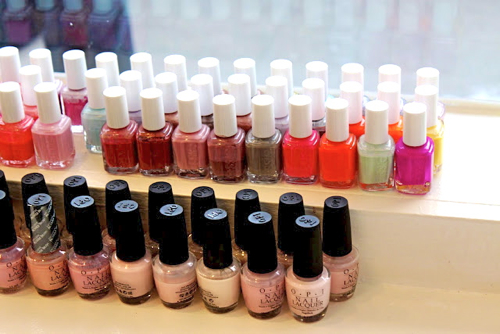 StyleAndPepperBlog.com : : Beauty: $3 Dollar Manicure!