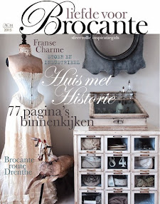 Vorbestellung LIEFDE VOOR BROCANTE 1.Ausgabe 2015