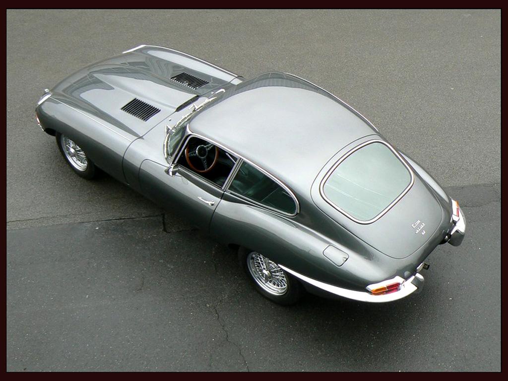 Jaguar E Type 67