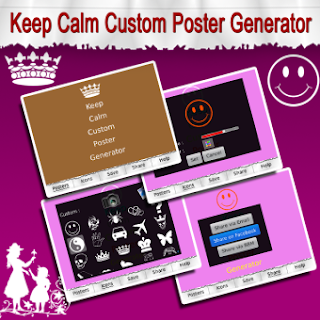 Keep Calm Custom Poster Generator v1.0