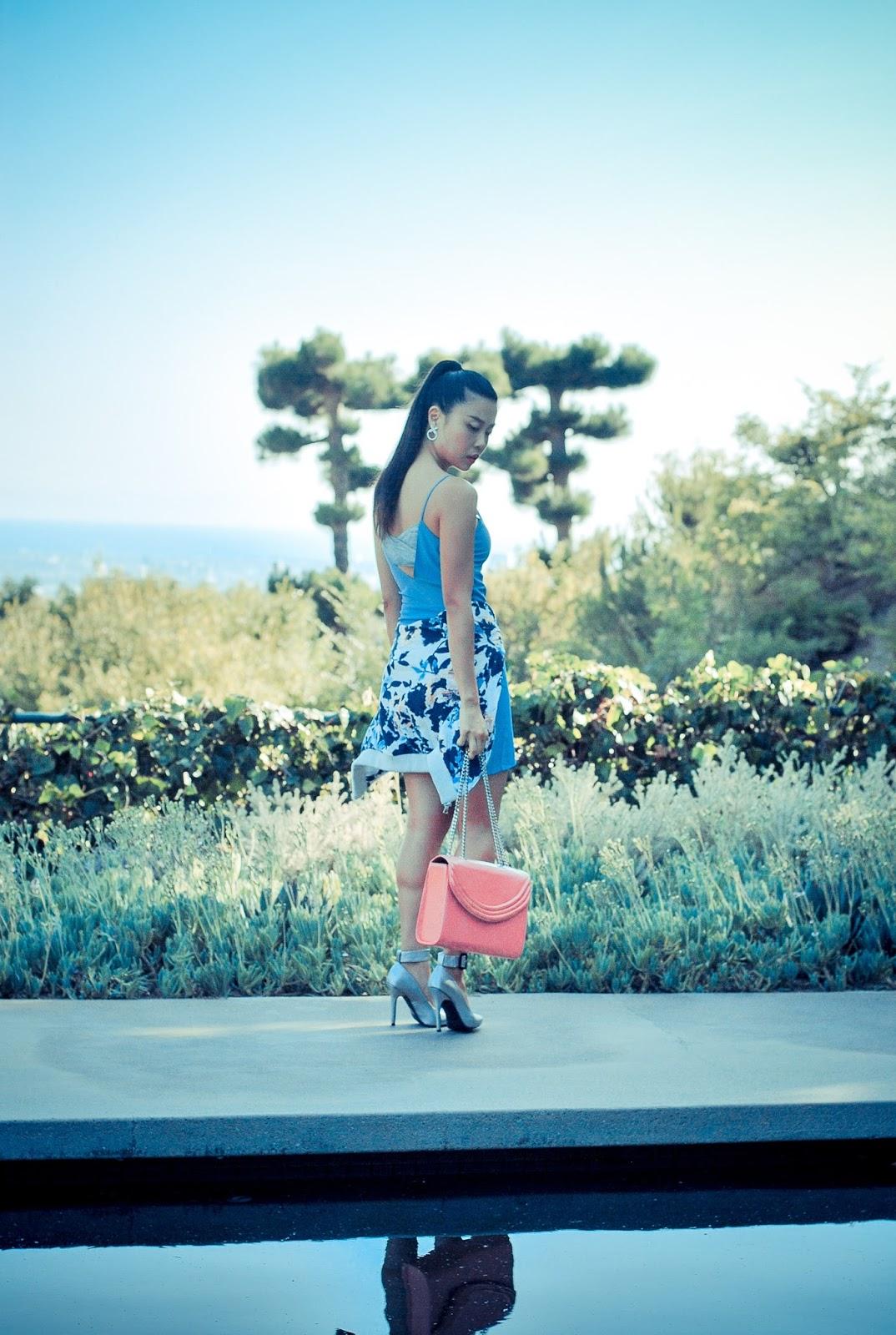 best LA fashion blogger style blog