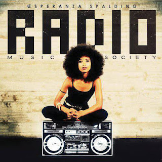 Esperanza Spalding's jazzy-funk-blues album cover