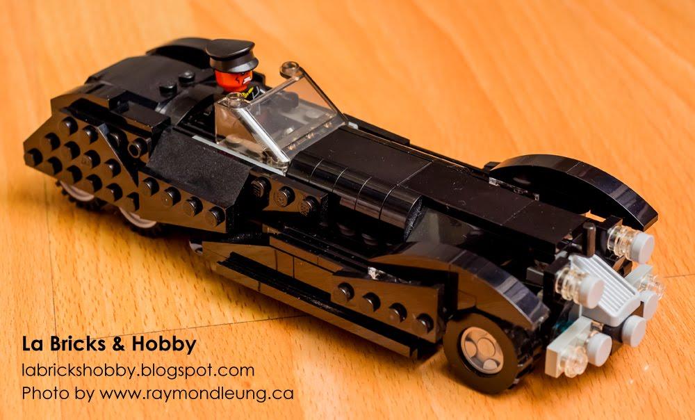 La Bricks & Hobby: LEGO MOC Red Skull's 1942 V16 Coupe from Captain ...