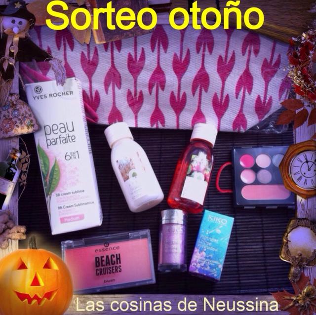 Sorteo otoño_ Las cosinas de neussina