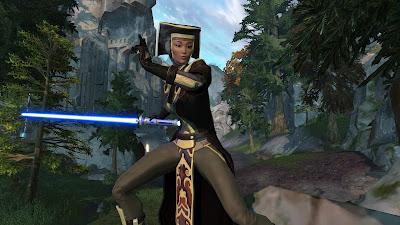 Jedi Sentinel Kotor  Build