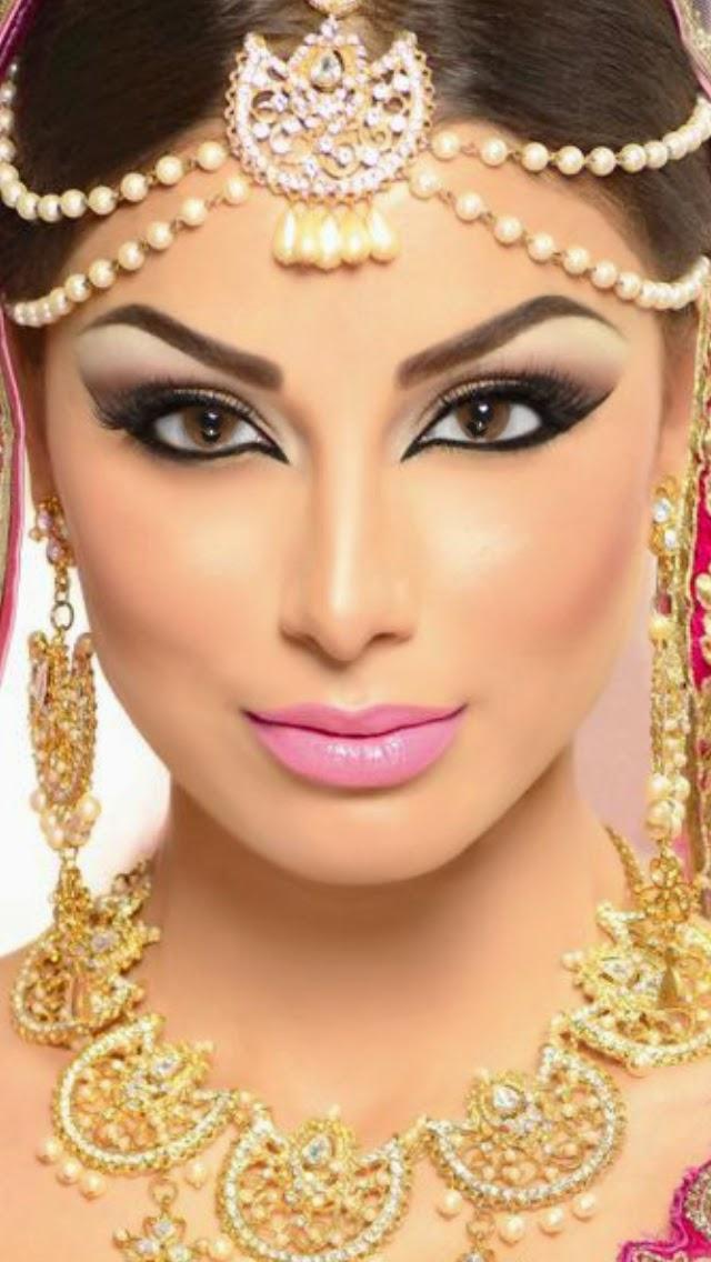 New Bridal Eye Makeup 2015 Pak Fashion
