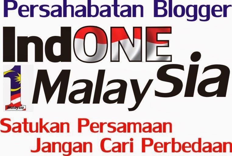 Persahabatan Blogger Indonesia - Malaysia