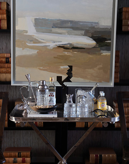 Spicer bank by allison egan january 2011 for Beautiful home bars