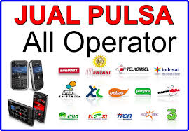 Distributor Pulsa all Operator dan PPOB Termurah Nasional