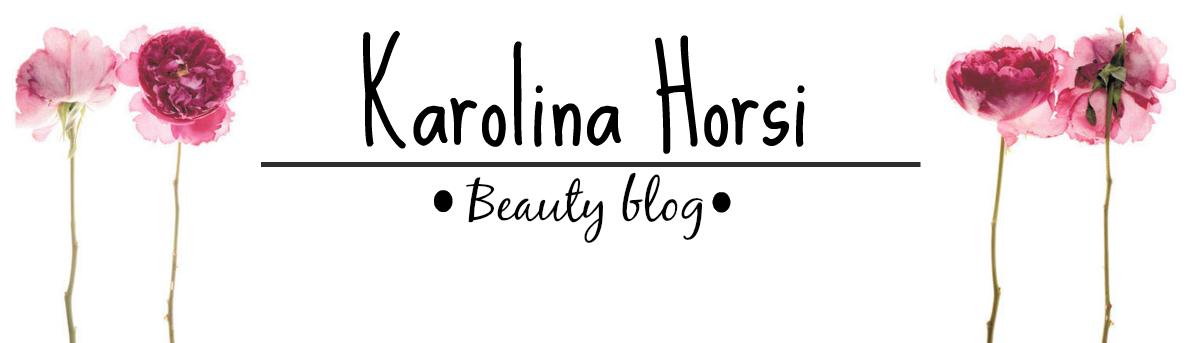 Karolina Horsi blog