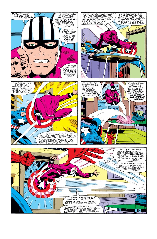Captain America (1968) Issue #291 #207 - English 10