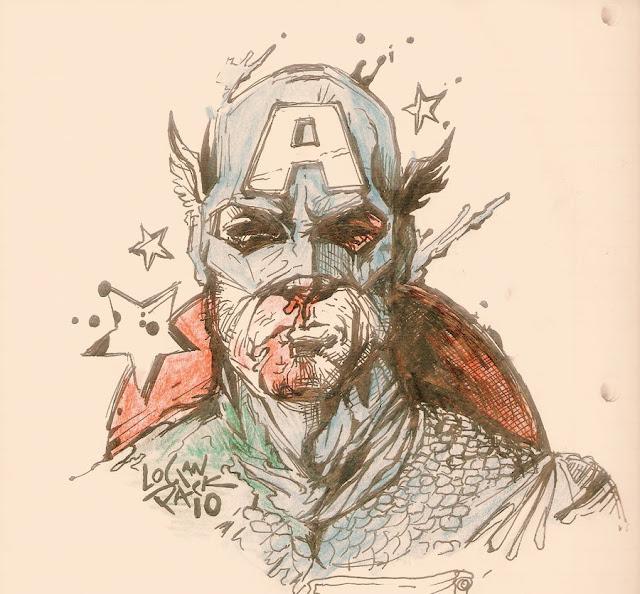 The Captain por cheschirecat