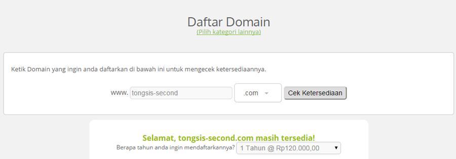 cek ketersediaan domain qwords