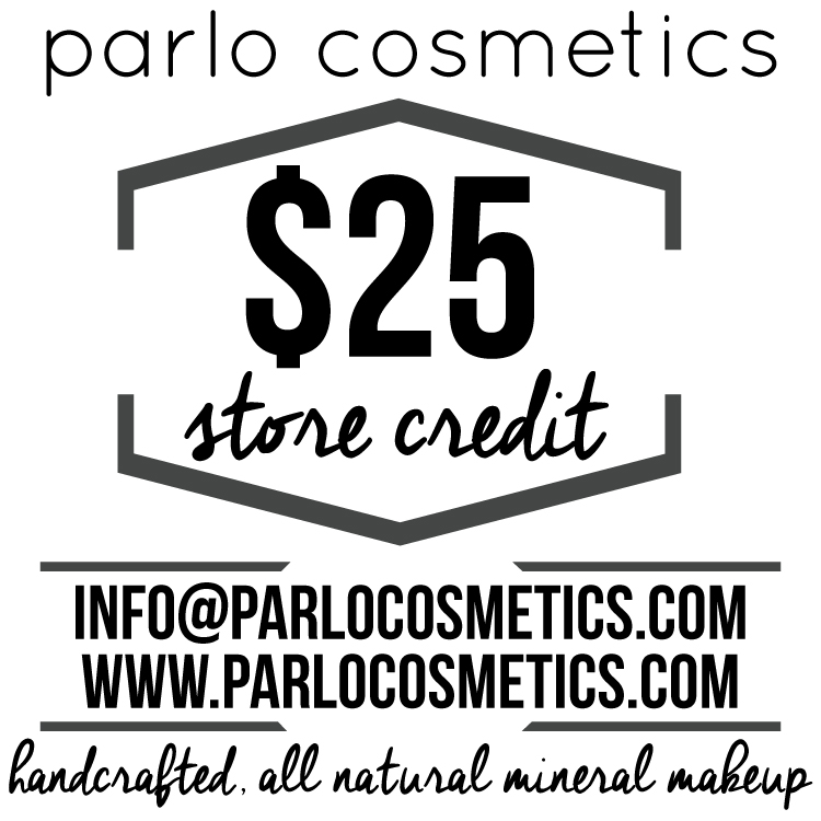 $25 Parlo Cosmetics Credit on Style of Colours