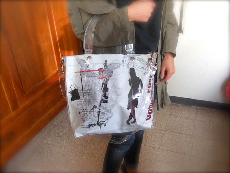 idea outfit parka, bordeaux e nero, calzaturificio le femmes, bi bag daily,purple denim, smalti mi-ny, personal style blog, amanda marzolin, the fashionamy,