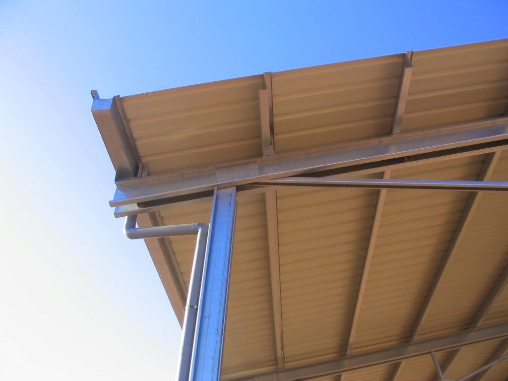 Metalicas estructuras para naves polideportivos - Tipos de vigas metalicas ...
